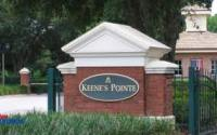 Keenes Point golf course community