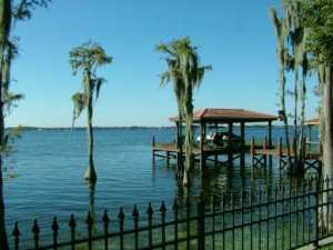 lake Nona Estates waterfront