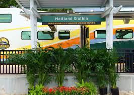 Maitland Florida Sunrail Station