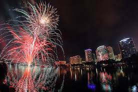 orlando fireworks July 4th