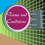 Read the contract Terms and Conditions