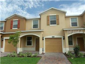 Orlando Townhomes can look like condos