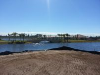 Corner Water Front Lot