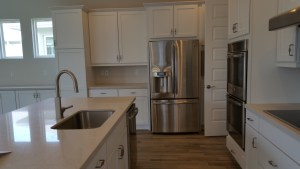 New Construction Home Options Kitchen