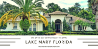 Why We Love Lake Mary Florida