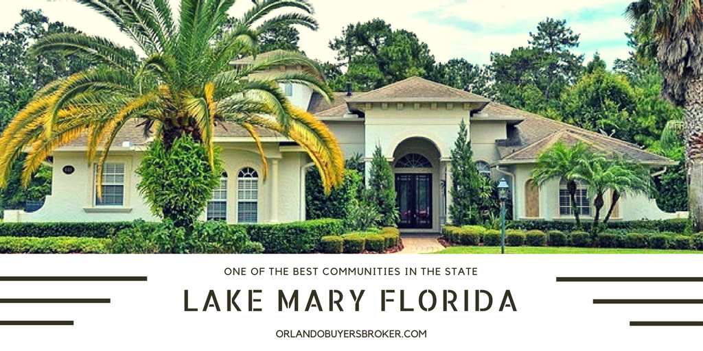 Why We Love Lake Mary Florida