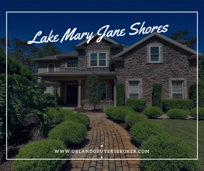 Lake Mary Jane Shores Homes for Sale