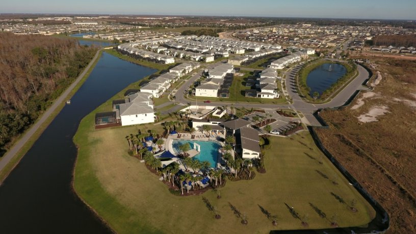 Affordable New Construction in Orlando