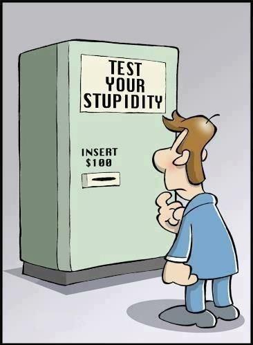 test your stupidity orlando espinosa