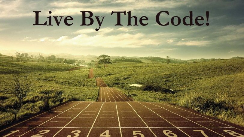 live by the code orlando espinosa