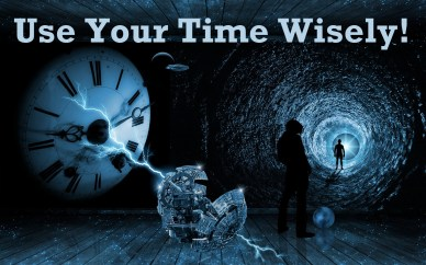 Use your time wisely-orlando espinosa