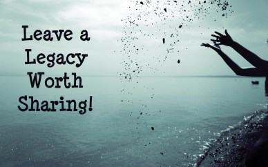 leave a legacy worth sharing-orlando espinosa