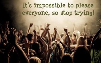 stop trying to impress-orlando espinosa
