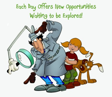 each day Inspector Gadget-orlando espinosa