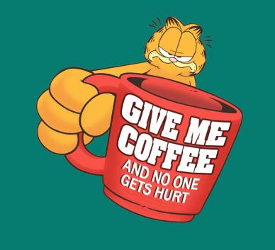 give me coffee garfield-orlando espinosa