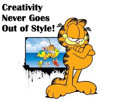 creativity never-orlando espinosa garfield