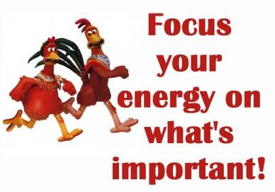 focus your energy orlando espinosa