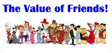 value of friends orlando