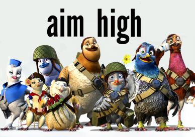 aim high orlando espinosa