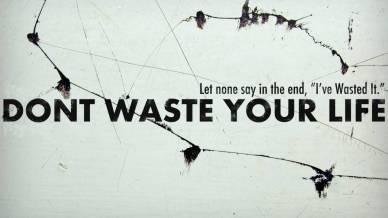 don't waste your life orlando espinosa