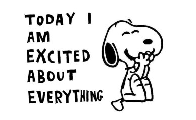 excited about everything orlando espinosa