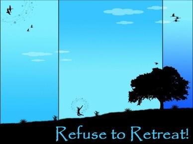 refuse to retreat orlando espinosa