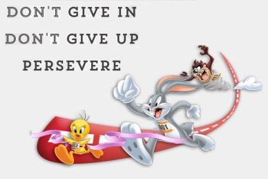 persevere orlando espinosa dont give up