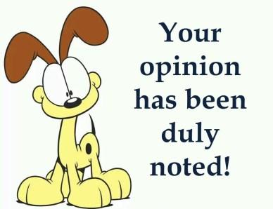 don't let opinions orlando espinosa