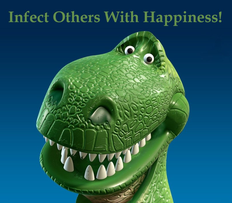 infect others with happiness orlando espinosa