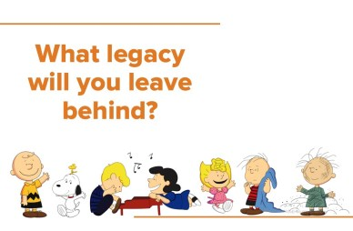 great legacy what legacy will you leave behind orlando espinosa