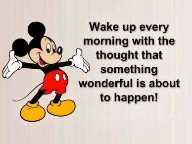 wake up every morning orlando espinosa