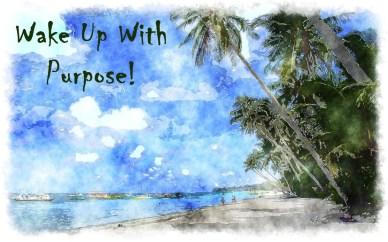 daily habit wake up with purpose orlando espinosa