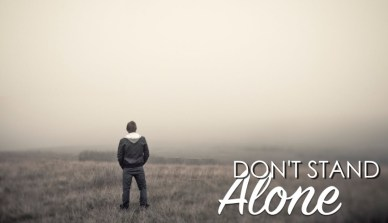 don't stand alone orlando espinosa