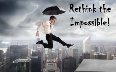 rethink the impossible orlando espinosa