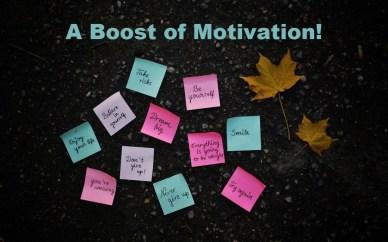 a boost of motivation orlando espinosa