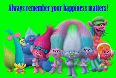 Your Happiness Matters orlando espinosa trolls