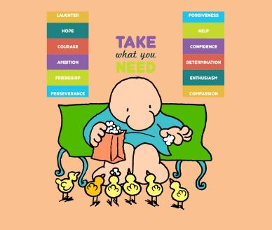 take-what-you-need-orlando espinosa