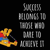 Success Belongs