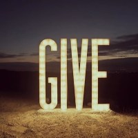 You Are Willing To Give