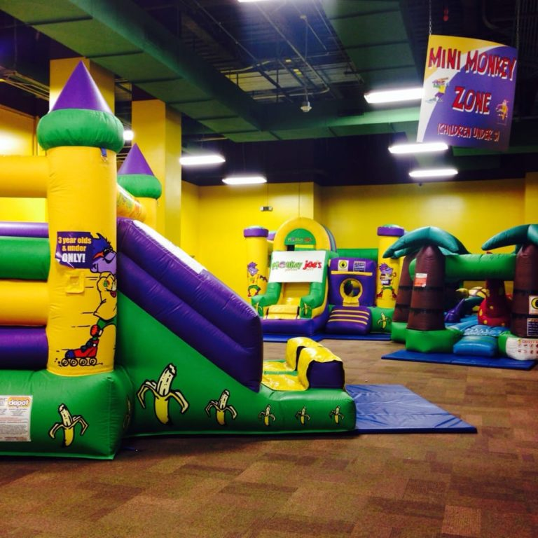Indoor Play Areas in Orlando