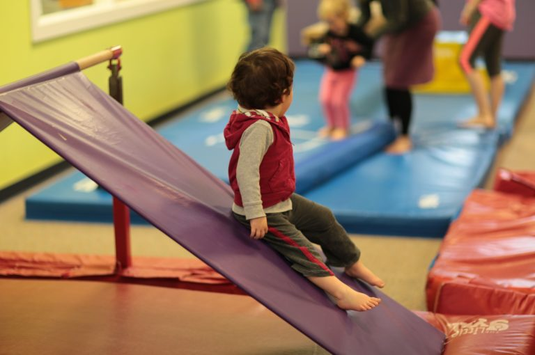 Kiddie Gyms in the Orlando Area