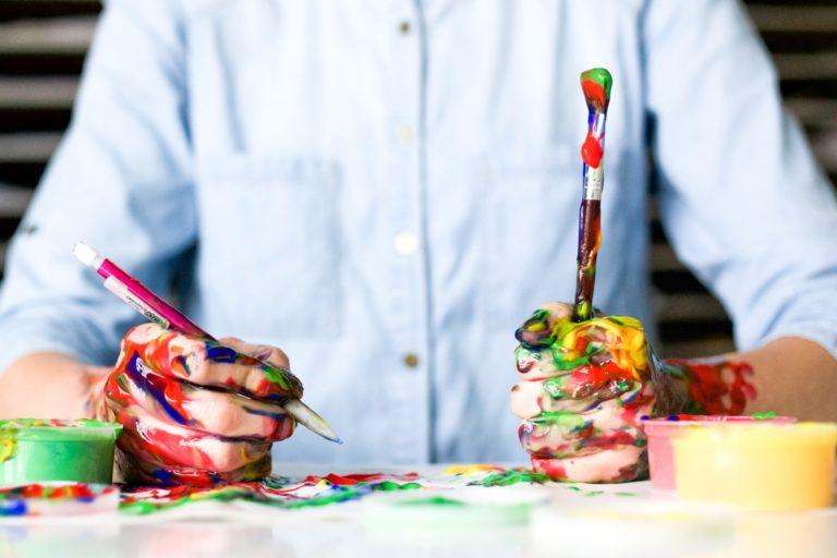 Kid's Art Classes in Orlando