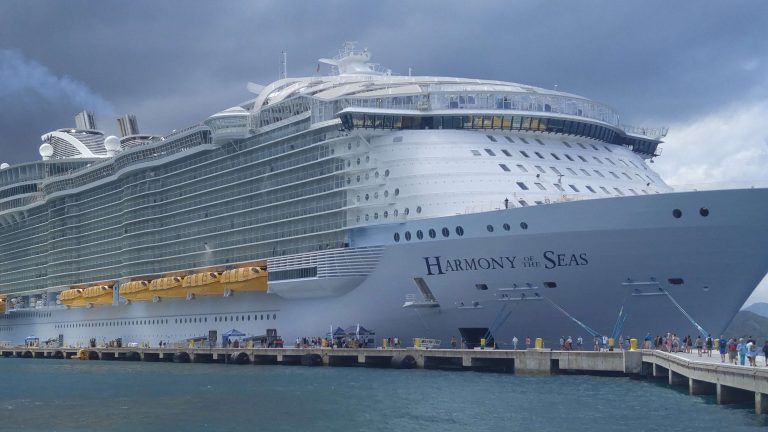 Harmony of the Seas: Fun for the Entire Family