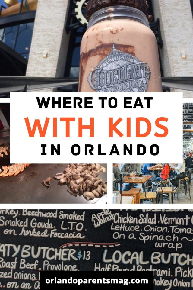 orlando kids restaurants