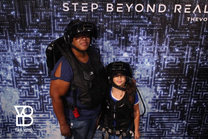 Review of The Void Orlando: I Stepped into Star Wars