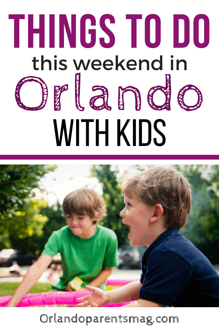 Things to do this Weekend in Orlando: January 24-26