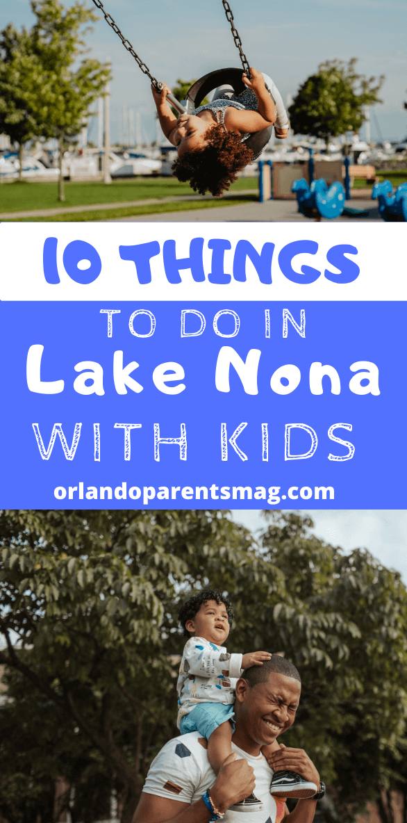 things to do in lake nona
