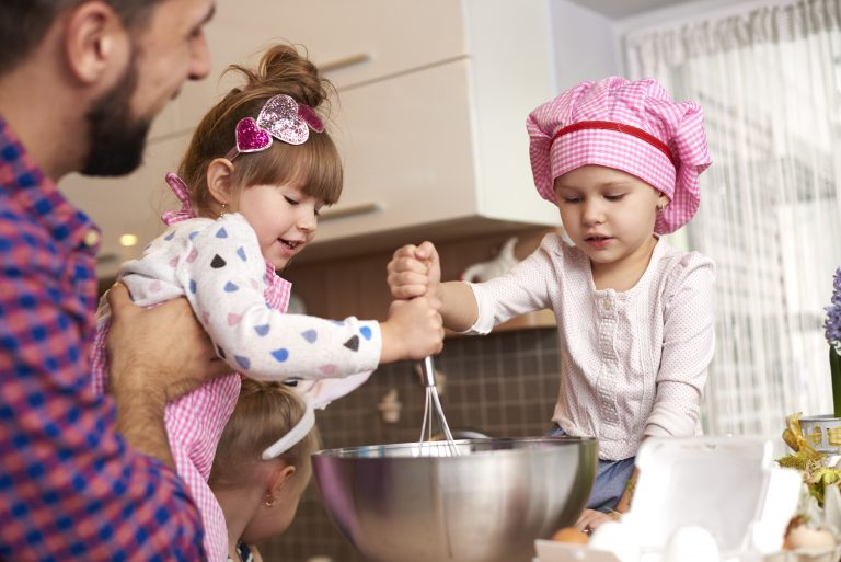 20 Things to Make Cooking With Kids Easy