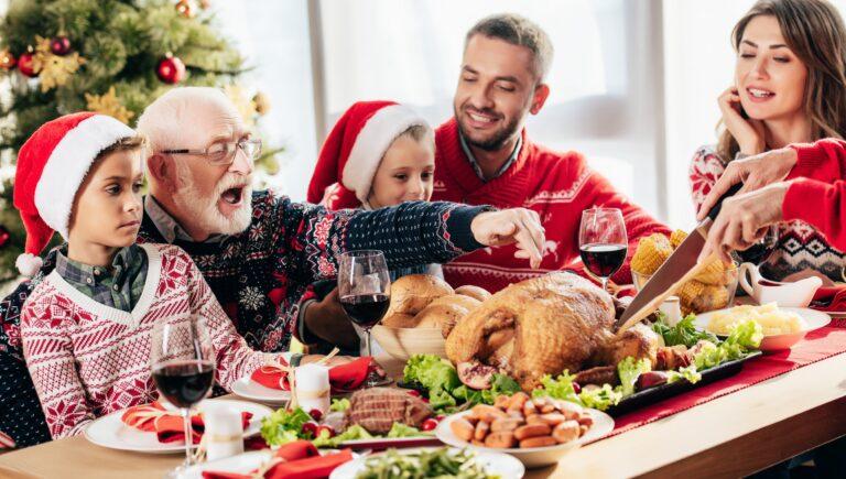 Christmas Dinner in Orlando 2020
