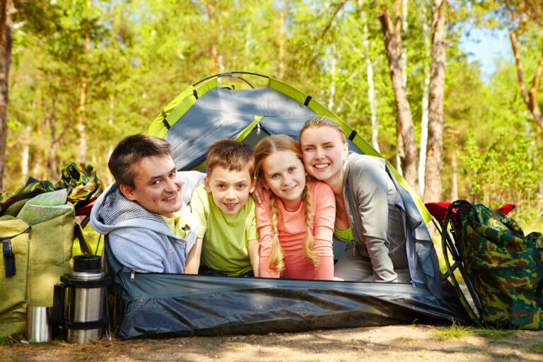 20 Products to Take Camping with Kids